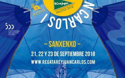 4ªRegata Rey Juan Carlos I, Master El Corte Inglés 2018
