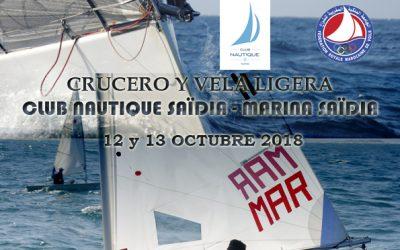Saïdia Sailing Cup, Regata Cruceros ORC y Vela Ligera 2018
