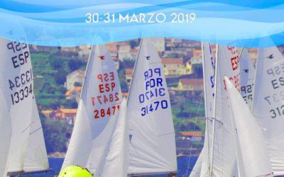 52º Trofeo LAS ANCLAS  de Snipe 2019