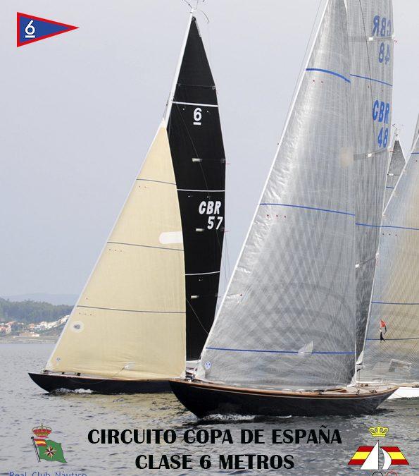Circuito Copa de España 2019 Clase 6 metros