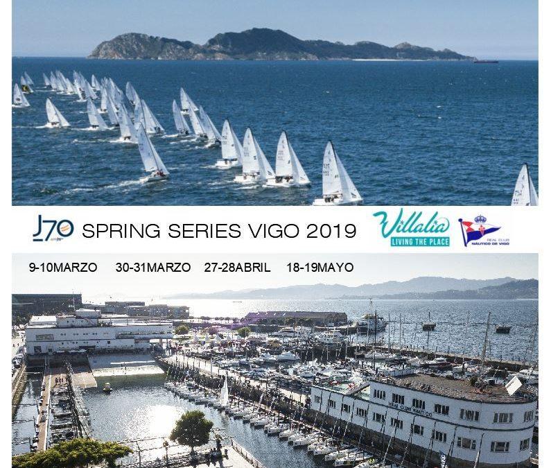 Villalia Spring Series J70 2019