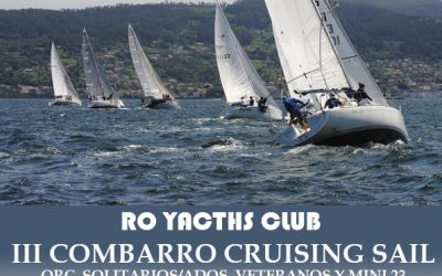 III Regata Combarro Cruising Sail