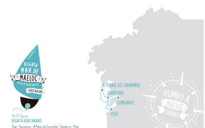 Regata Mar de Maeloc 56ª Rías Baixas, Real Club Náutico de Vigo