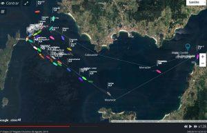 22ºRegata Cruceros de Aguete 2019
