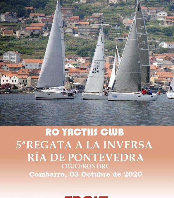 5ª Regata a la Inversa Cruceros ORC, Royachtclub