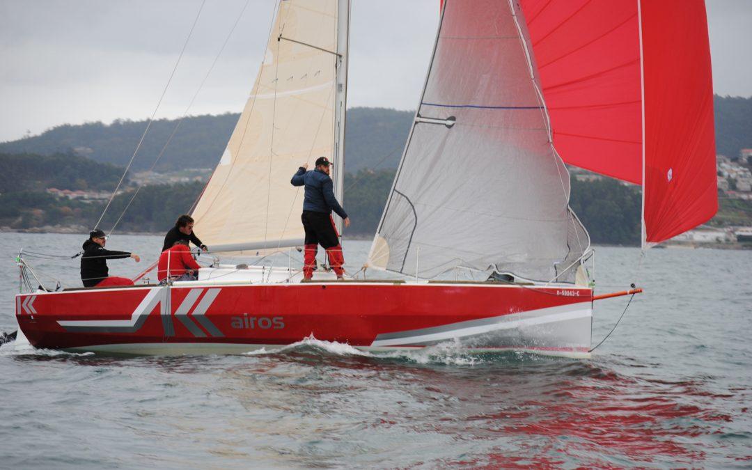 La segunda etapa del Trofeo de Navidad de cruceros, este sábado en el Club de Mar Aguete