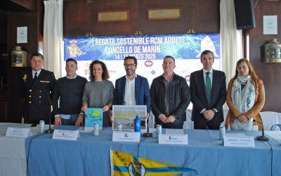 Presentada la I Regata Sostenible Real Club Mar Aguete – Trofeo Concello de Marín