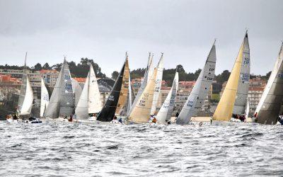 La Regata Interclubes Ría de Pontevedra da por finalizada su sexta edición