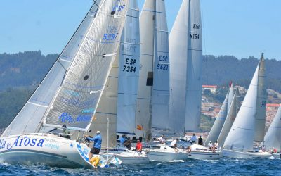 La 23ª Regata Cruceros de Aguete se pone en marcha este sábado con la celebración de la etapa reina