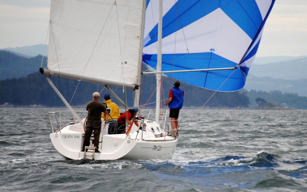 Este sábado se disputa la cuarta edición de la Combarro Cruising Sail de cruceros