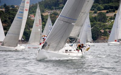 Mirfak, Unus, Balea Dous y Peregrina, vencedores finales en la 23ª Regata Cruceros de Aguete