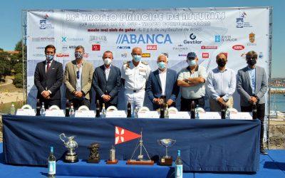 Galicia se prepara para el Trofeo Príncipe de Asturias