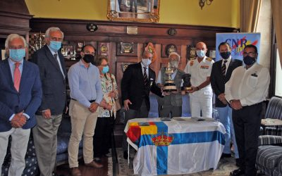 Se presentó en Vilagarcía la XXIV Regata Almirante Rodríguez Toubes de Cruceros – V Centenario Primera Vuelta al Mundo