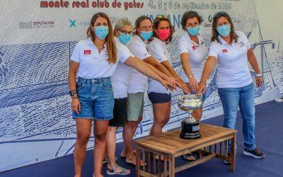 El Monte Real Club de Yates despliega mañana las velas del Trofeo Príncipe de Asturias