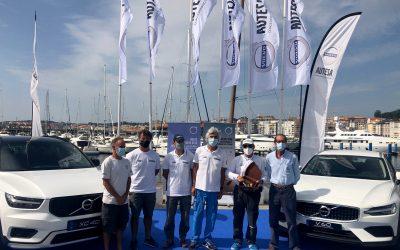 «Bribon 500» y «Seljm», vencedores de la Volvo Autesa Cup en Sanxenxo