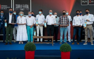 Baiona se viste de gala para entregar los Premios Nacionales de Vela Terras Gauda