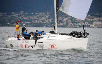 """El """"Orión"""" se adjudica finalmente la general absoluta de la XXIV Regata Almirante Rodríguez Toubes de Cruceros y del trofeo Juan Sebastián Elcano"""