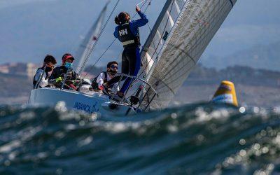 Los aspirantes al título del 35º Trofeo Príncipe de Asturias toman posiciones en Baiona