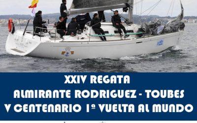 XXIV Regata Almirante Rodriguez Toubes 2020