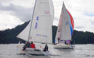 """Ro Yachts Club de Combarro organiza este sábado en jornada única, la 5ª Regata de Cruceros Ría de Pontevedra en modalidad """"a la inversa"""""""
