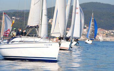 Ningún barco consiguió finalizar en la 2ª prueba de la Regata de Navidad de Aguete