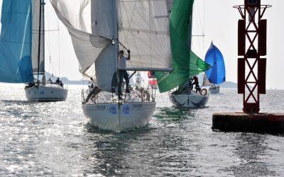 Beluso se prepara para acoger a la flota de la 7ª Regata Interclubes Ría de Pontevedra