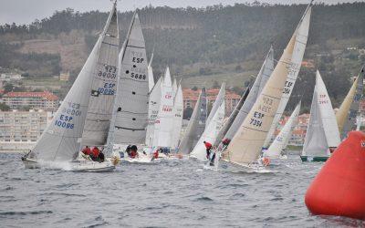 La 7ª Regata Interclubes regresa este sábado a la ría de Pontevedra