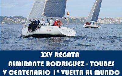 XXV Regata Almirante Rodriguez Toubes 2021