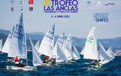 53º Trofeo LAS ANCLAS  de Snipe 2020