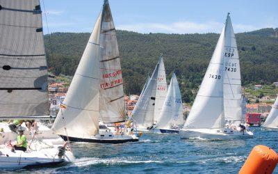 Este sábado comienza la quinta edición de la Combarro Cruising Sail de cruceros