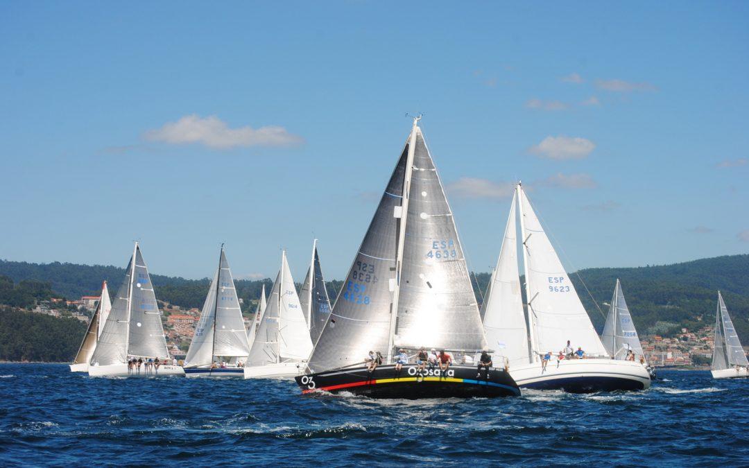 La 24ª Regata Cruceros de Aguete se pone en marcha este sábado con la celebración de su prueba reina