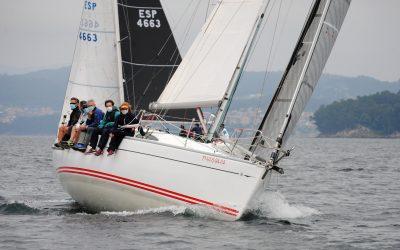 La V Combarro Cruising de cruceros finaliza este sábado en la Ría de Pontevedra